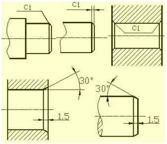 圖文教程:教你如何看懂複雜的鋁合金零件加工圖紙 - 壹讀