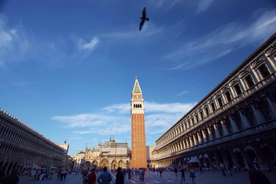 義大利的廣場和教堂太多了,但「聖馬可廣場」真的值得一去! - 壹讀