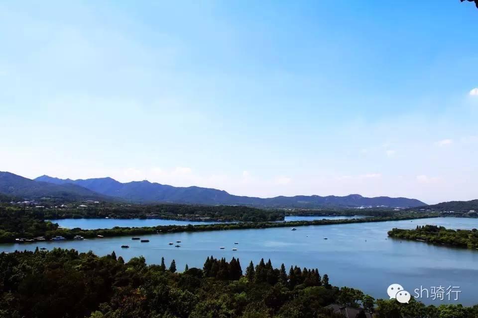 西湖十景之一——蘇堤春曉 - 壹讀