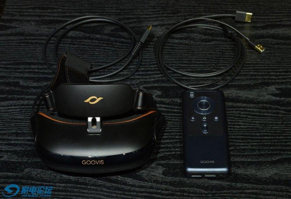 頭戴顯示器的榮耀之選 酷睿視GOOVIS Pro藍光頭顯詳細評測 - 壹讀