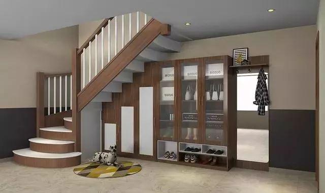 複式樓樓梯下空間。要怎麼裝修才最好? - 壹讀