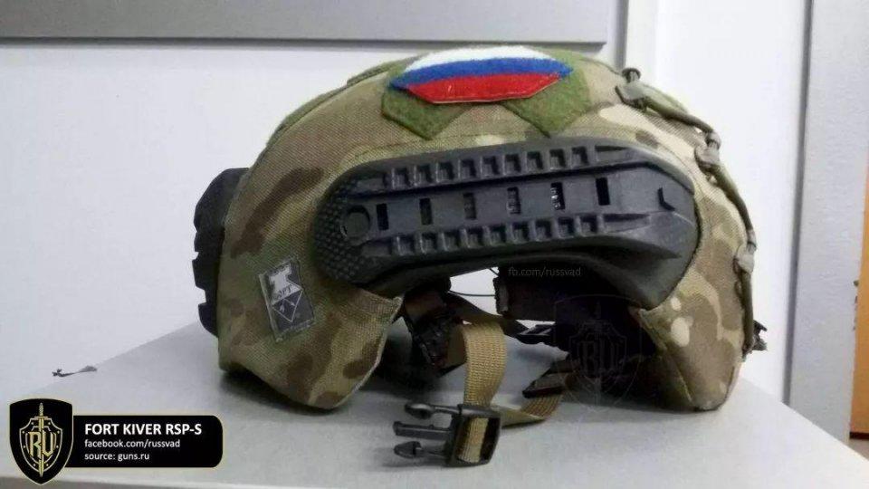 頭盔傳說!俄羅斯特種部隊輕量化頭盔(三) - 壹讀