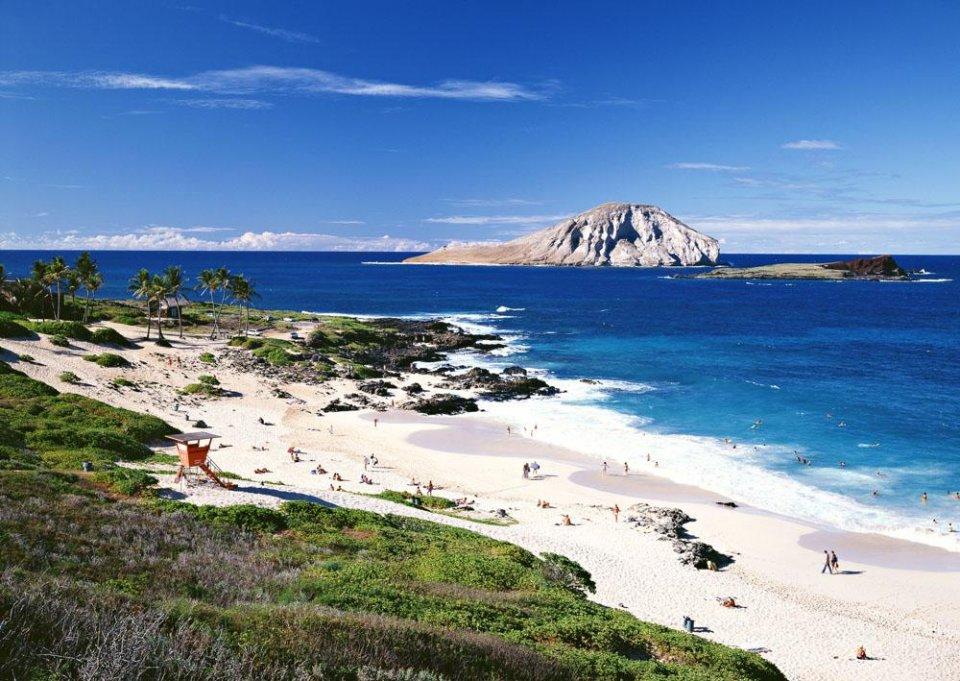全球最著名的十大天體海灘 - 壹讀