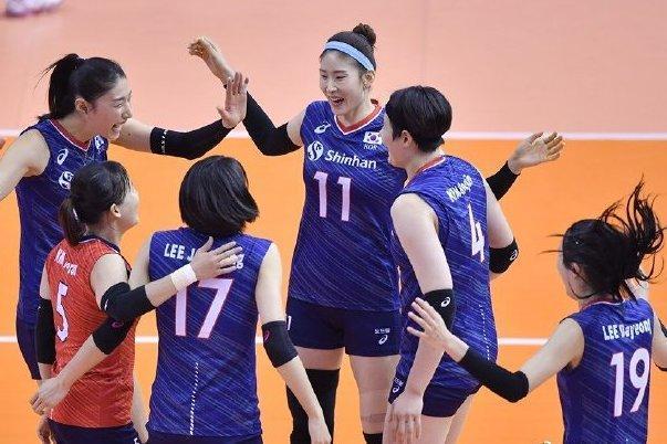 金軟景抱緊李多英,資格賽首戰強碰地主泰國 - VOL Sports