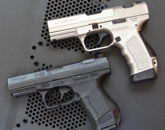 諜戰片中最常用的10種手槍,你見過幾個? - 壹讀