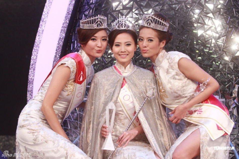 2014香港小姐邵珮詩奪冠 盤點近十年的港姐冠軍 - 壹讀