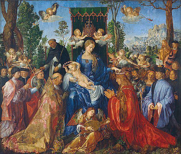 丟勒《祈禱之手》與以他為象徵的德國文藝復興 - 壹讀
