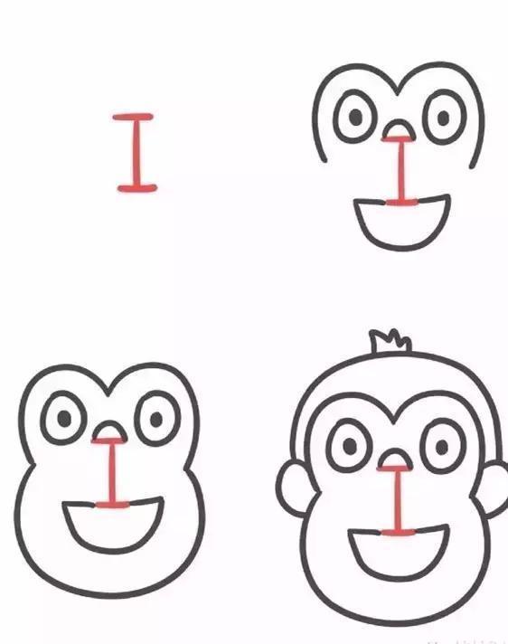 創意簡筆畫:26個英文字母,寶寶邊畫畫邊學習! - 壹讀