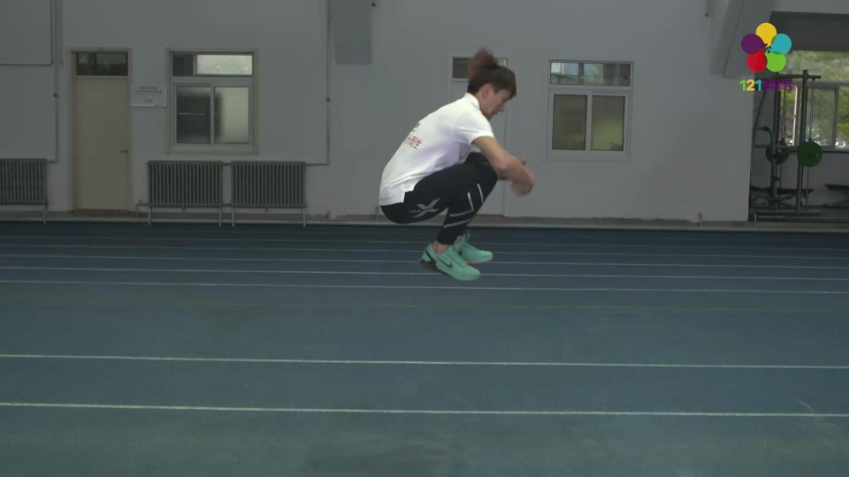 立定跳遠技術動作解析以及訓練方法 - 壹讀