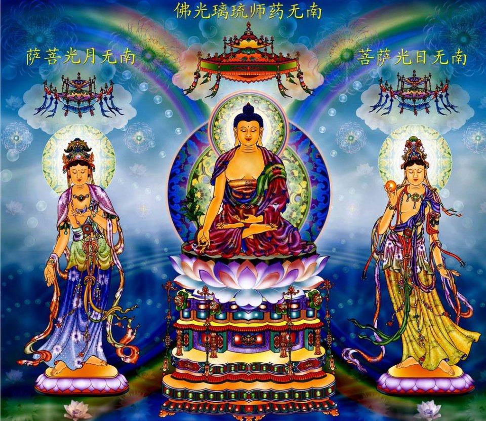 佛教知識:華嚴三聖、西方三聖、東方三聖 - 壹讀