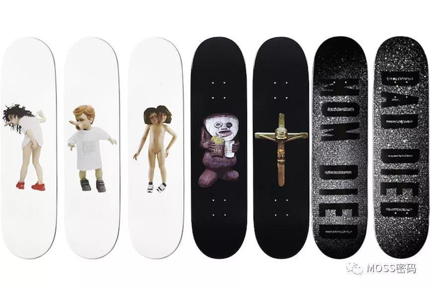 CULTURE   最 swag 的10款 Supreme 滑板都在這裡! - 壹讀