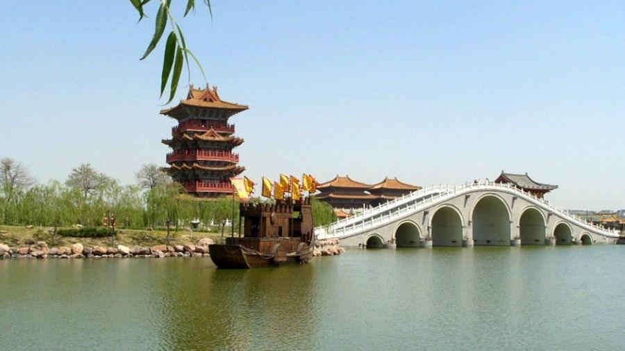 河南省開封市唯一一個國家5A級旅遊景點 - 壹讀