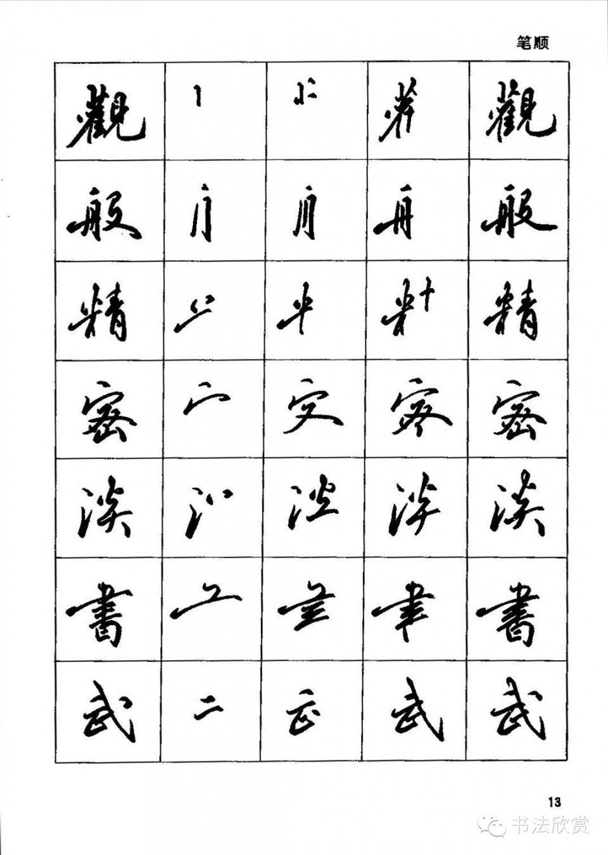 田英章鋼筆行書實用技法字帖 - 壹讀