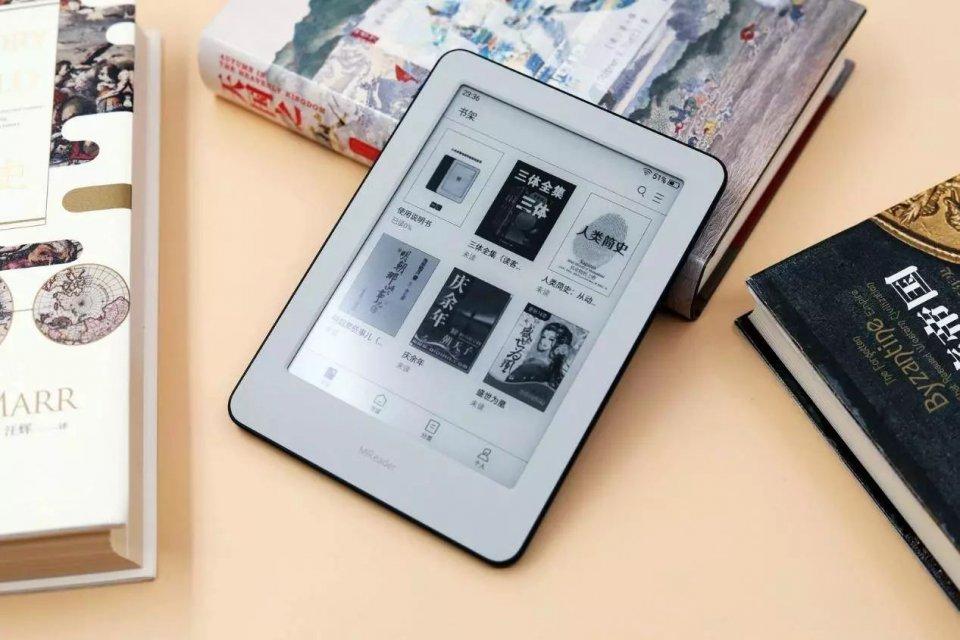 Kindle勁敵 小米多看電紙書是否能成為行業黑馬? - 壹讀
