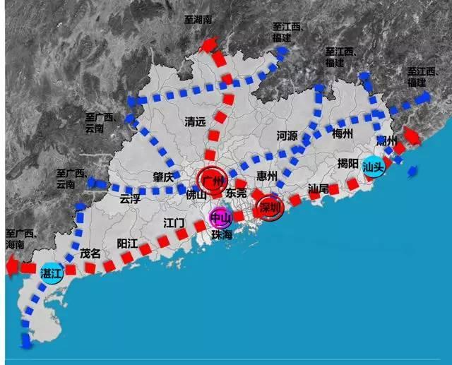 廣州這條地鐵逆天了!時速160公里。南沙到天河僅30分鐘!連通中山、清遠、茂名……快看看有沒有你家 - 壹讀