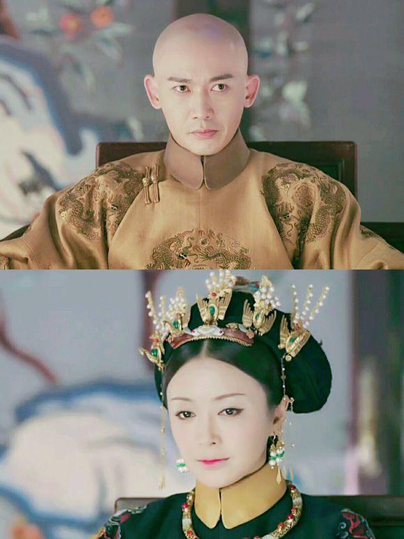 《延禧攻略》中皇帝讓瓔珞侍寢,說這樣的話讓她絕望! - 壹讀