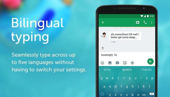 微軟SwiftKey輸入法已在Android上支持中文手寫輸入 - 壹讀