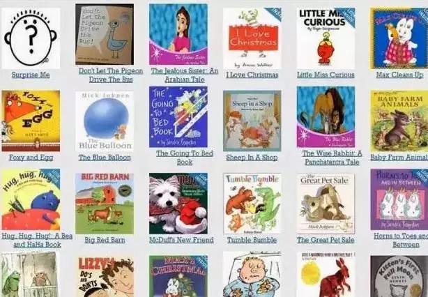 14個免費兒童英語學習網站,原版英語兒歌,有聲書,童書通通有 - 壹讀