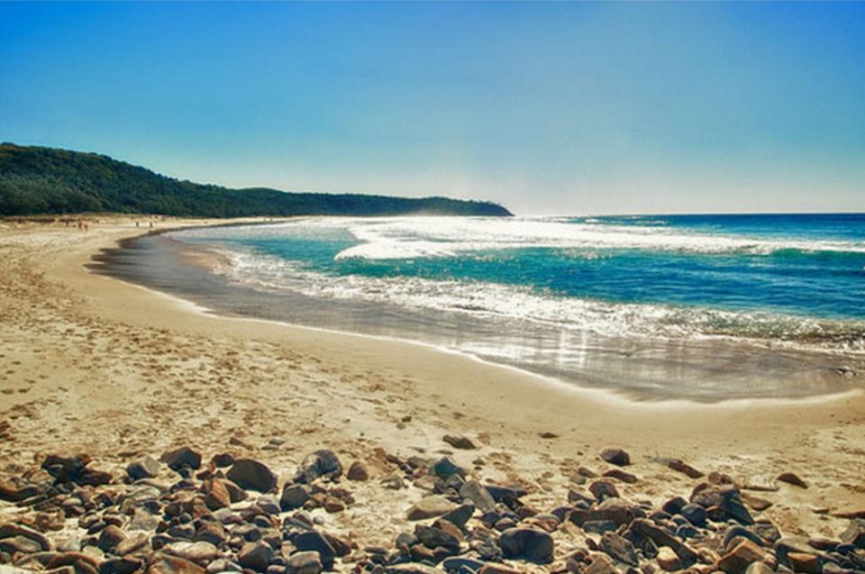 昆士蘭天體海灘. 裸體是我們的信仰 - 壹讀