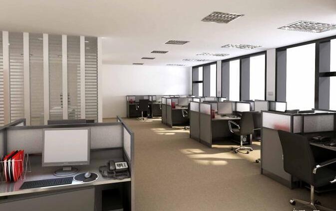 辦公室裝修設計規劃 辦公室裝修平面圖 - 壹讀