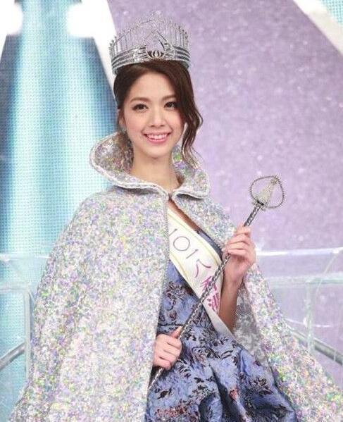 2018香港小姐冠軍是誰 陳曉華資料及照片一覽 - 壹讀