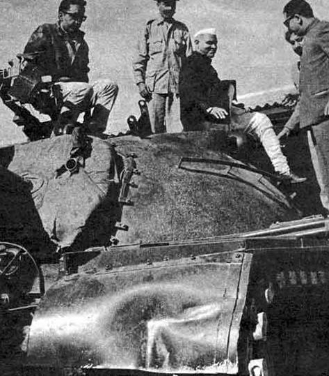 印巴第二次戰爭時的坦克大戰——查溫達坦克戰 - 壹讀