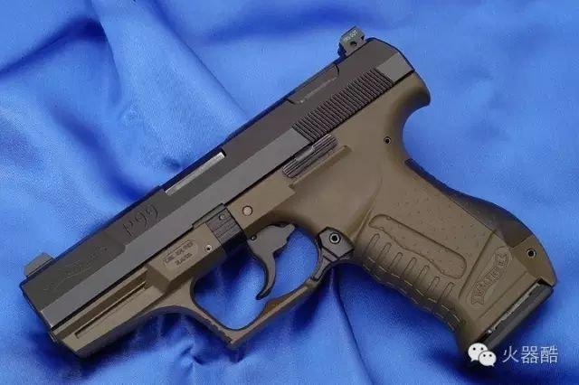 【007專用槍】瓦爾特P99手槍圖集 - 壹讀