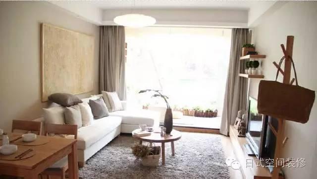 10款無印良品風格的客廳裝修方案 - 壹讀