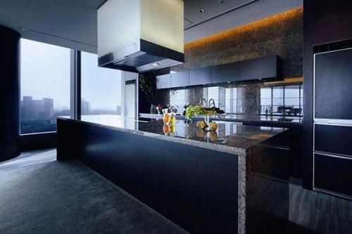 bbq kitchen trash can ideas 探秘日本亿元顶级豪宅_尚品频道_新浪网