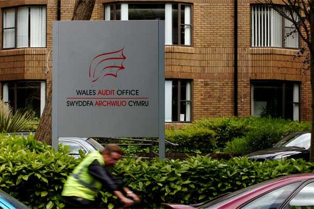 Wales Audit Office sets aside 26m for unpaid bills  Wales Online