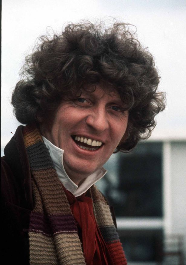 The fourth Doctor Who: Tom Baker (1974-1981)