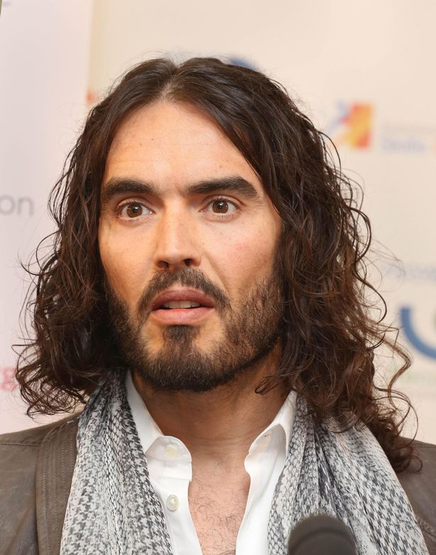 Russell Brand, now an activist and campaigner who has encouraged the British electorate not to vote