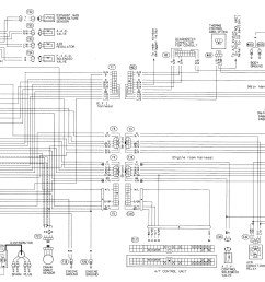 97 nissan pickup engine diagram [ 3996 x 1406 Pixel ]