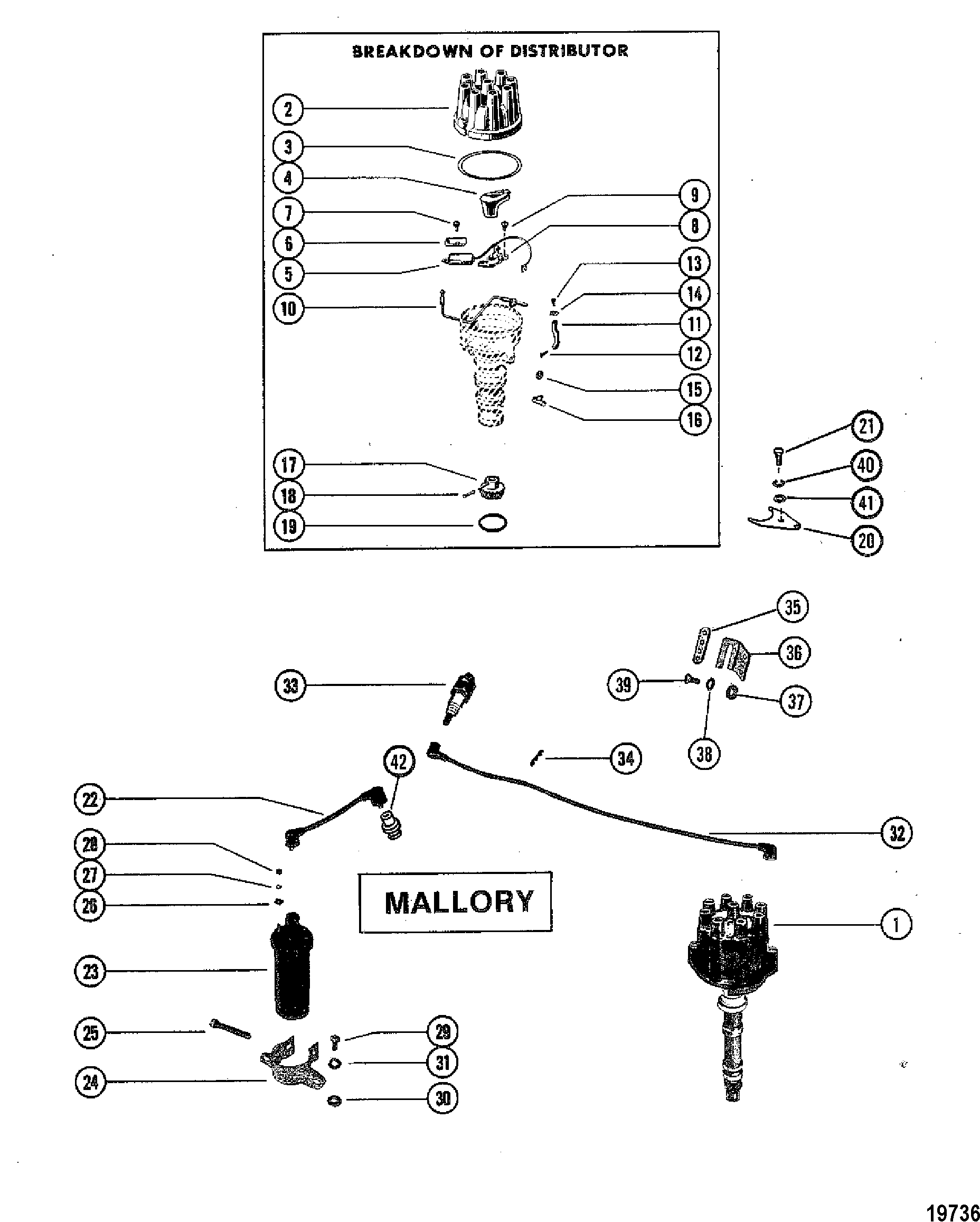 hight resolution of mallory hyfire wiring diagram electrical wiring diagrams a mallory unilite to msd 6al wiring diagram