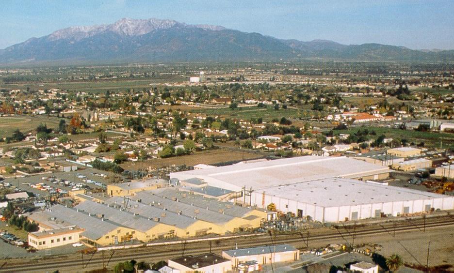 Williams Furnace Company Colton, CA 92324