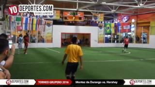 Montez de Durango vs Hersheys final Torneo Grupero Chicago 2016