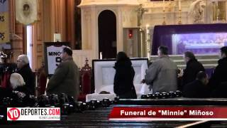 Chicago despide a Orestes Minnie Miñoso