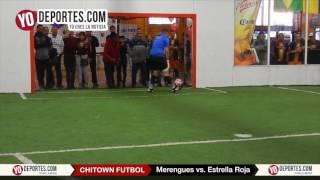Penales Los Merengues vs Estrella Roja Final Definicion de Penales Chitown Futbol