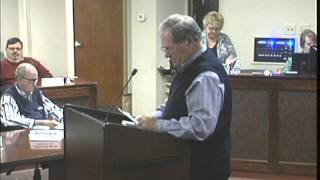 130225 Robertson County Tennessee Commission Meeting February 25, 2013