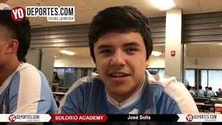 Hablan los campeones Solorio Academy High School Campeones de Illinois IHSA 2017