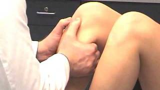Anterior Drawer Test of the Knee - Physical Exam