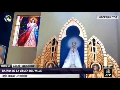 Anzoátegui - Preparativos para bajada de la Virgen del Valle en Lechería - VPItv