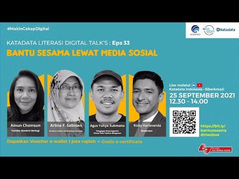 Bantu Sesama Lewat Media Sosial
