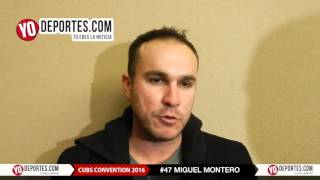Miguel Montero Chicago Cubs