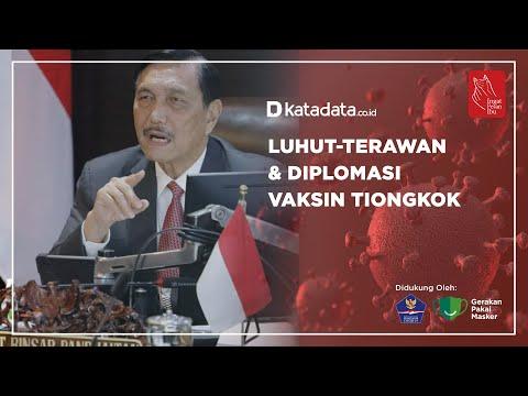 Luhut-Terawan & Diplomasi Vaksin Tiongkok| Katadata Indonesia