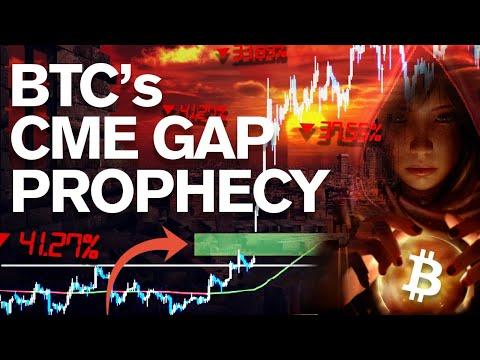 Will the BITCOIN CME GAP Prophecy Come True!?