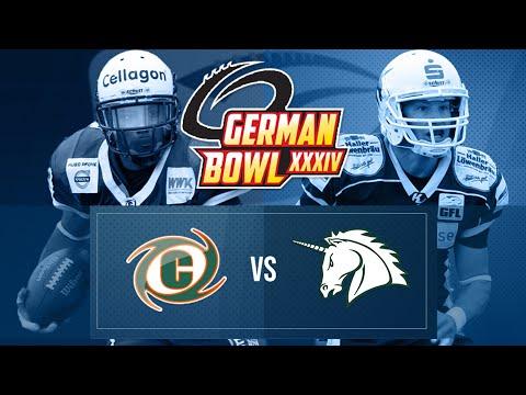German Bowl History - 2012