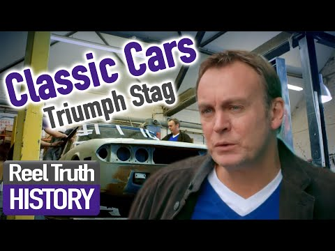 Triumph Stag RESTORATION (Before & After) | For The Love Of Cars | Reel Truth History