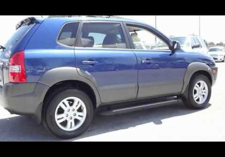 2008 Hyundai Tucson Problems