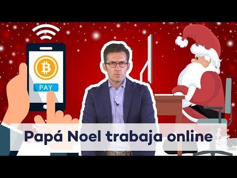 Papá Noel trabaja online [Pablo Foncillas]